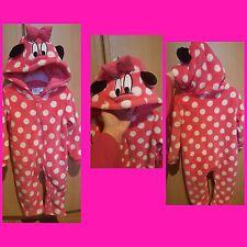 Minnie maus disney 80cm kostüm overall fasching anzug
