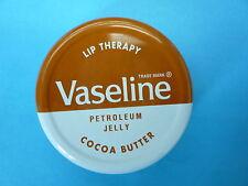 *Vaseline* Lip Balm Therapy Petroleum Jelly COCOA BUTTER  20g Lip Balm