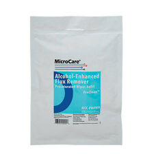 MICROCARE Alcohol-Enhanced Flux Remover – Presaturated Wipe REFILLS MCC-PROW-R