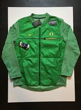 Nike Oregon Ducks Elite Hybrid Jacket Green Mens Size L