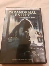 Paranormal Entity (DVD, 2010, No digital copy)