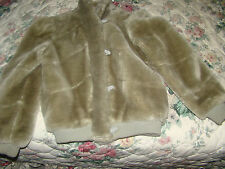 Faux Fur Petite Dry-clean Only Coats & Jackets for Women