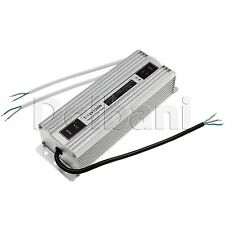 120W 12V 10A Weatherproof Universal Regulated Switching Power Supply LED CCTV