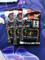 (1)2019-20 Select Basketball Tmall Pack Single SEALED Pack