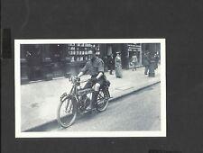 Nostalgia Postcard  Douglas Motor Cycle Scout 1914