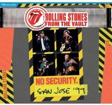 From The Vault: No Security. San Jose '99 [New Blu-ray] With CD, Digipack Pack