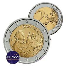 Pièce 2 euros annuelle SAINT MARIN 2019 - Le Saint Marin - UNC