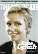 The Advocate Magazine Jane Lynch Kevin Smith Best Companies Trans Employment
