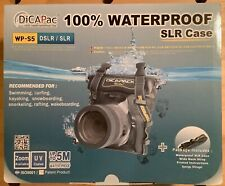 DiCAPac WP-55 Waterproof DSLR/SLR Case