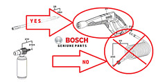 Genuine Bosch Aquatak Go & Go Plus Pressure Washer TRIGGER GUN 2609003235-1143#V