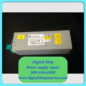 DELL POWEREDGE 1900 ND591 ND444 800W POWER SUPPLY REPAIR SERVICE