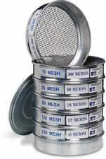 Stainless Steel Mesh Sieve Set