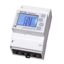 Drehstromzähler Stromzähler bidirektional Mid Geeicht 2x S0 Rs485 Modbus RTU