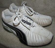Puma Ladies Sneakers Size 6.5 White Style 183377 01
