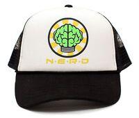 New  Custom N*E*R*D Neptunes Snapback Trucker Hat Cap Pharrell Hugo Music NERD