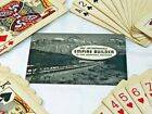 Great Northern Railway Empire Builder Chicago-Seattle 2-Playing Cards Blackfoot