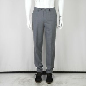 PANTALONE SARTORIALE PURA LANA SLIM FIT MADE IN ITALY PREZZO ORIGINALE € 180
