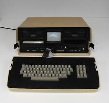 THE Osborne 1 Computer Serial # A00025 - LOWEST KNOWN SERIAL NUMBER IN EXISTANCE