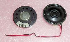 Mini-altavoces ø30mm 8 Ohm 200mw speaker veco 30cs08g... 2x