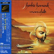 Herbie Hancock - Man Child [New CD] Rmst, Reissue, Japan - Import