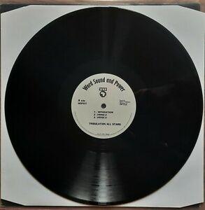 Vinyle Tribulation All Stars–Separation / Arguement Dub - DUB