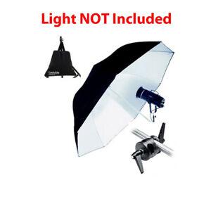 """Lastolite Jumbo Bounce Umbrella Kit 154cm (60"""") White LL LU5821"""