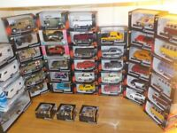 Model Cars, Land Rovers, Campers, Pick-ups, Military 1/43 Cararama