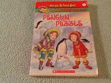 The magic School bus penguin Puzzles