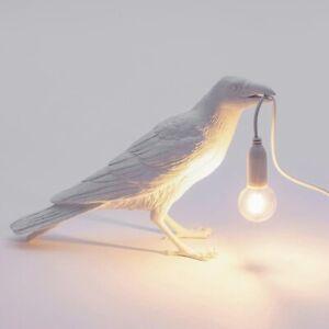Bird Table Lamp led Living Room Deco bedroom lamp indoor lighting Bedside lamp