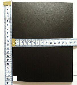 BLACK SEMI VEG TAN BUTT SPLIT LEATHER OFFCUTS 2.8MM THICK OFFCUTS