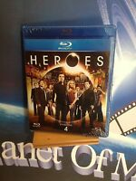 Heroes- stagione 4*BLU RAY*NUOVO