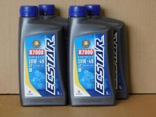 14,-€/l Suzuki Motoröl Ecstar R7000 Synthetic 10W-40 4 x 1 L teilsynthetisch