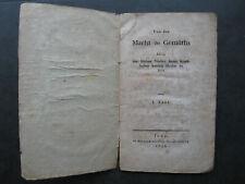 Immanuel Kant Von der Macht des Gemüths durch den blossen... Erstausgabe 1798