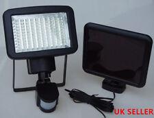 120 LED SOLAR POWER RECHARGEABLE PIR MOTION SENSOR SECURITY LIGHT OUTDOOR GARDEN