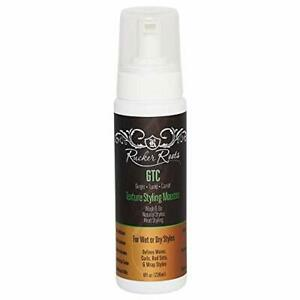 Rucker Roots Styling Mousse  8Z
