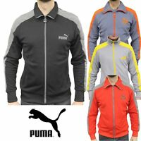 ✅ 24Hr DELIVERY✅Puma Eagle Point Mens Casual Full Zip Track Jacket Top rrp £60