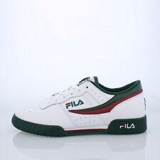 Fila Original Fitness White/green/red Size 8.5
