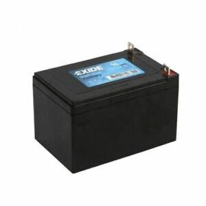 Batería EXIDE Auxiliar AGM EK143 12V 14Ah 80A equivale TUDOR TK143