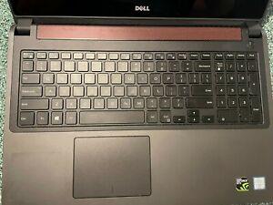 Dell Inspiron Gaming Laptop 7559 I7-6700 HQ Quad Core 16GB Ram SSD750GB HD500GB