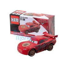 Tomica Takara Tomy Disney Mini PIXAR CARS 2 C-34 Lightning McQueen Diecast Toy