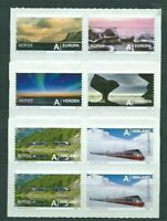 Norway - Mail 2009 Yvert 1623/8 MNH Turismo