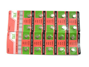 20 pcs LR626 SR626 SR626SW AG4 177 377A 1.55V Alkaline Watch Battery
