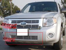Fits Ford Escape Bumper Billet Grille Insert 2008-2012