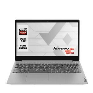 Notebook Lenovo Pc portatile AMD A4,15.6,Ram 8Gb,SSD 256 gb,Windows 10 PRO