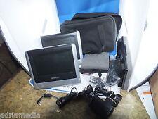 MEDION Tragbarer DVD-Player mit zwei Displays MEDION für Kopfstütze Fond Monitor