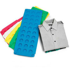 Clothes T Shirt Top Folder Magic Folding Board Flip Fold Adult Laundry New Trend