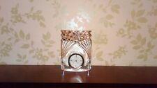 Waterford Crystal Mantel Clock Marquis