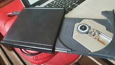 External Blu-Ray drive and DVD re-writer.