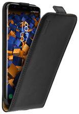 mumbi Ledertasche für Samsung Galaxy S8 Tasche Hülle Case Cover Flip-Case Schutz
