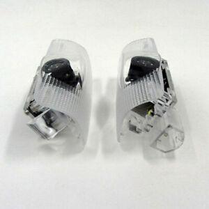 F SPORT Logo Car Led Light Door Emblem Projector Kit For Lexus ES IS LS LX RX SC
